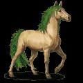 caballo de las estaciones verano