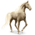 caballo del sistema solar luna