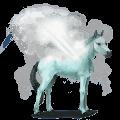 caballo de agua geyser